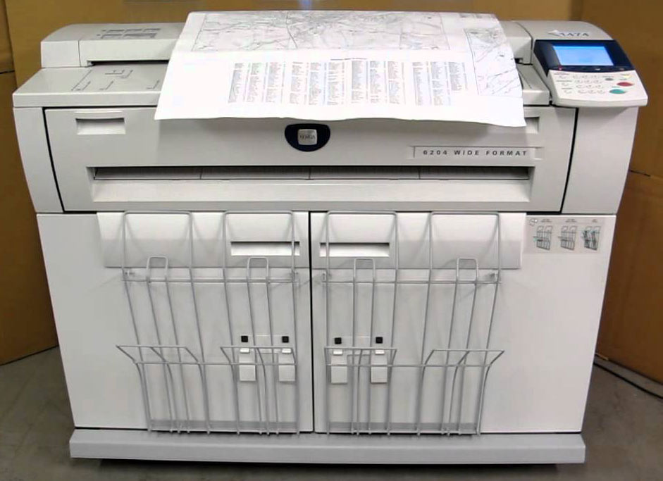 We Buy Wide Format Copiers and Printers