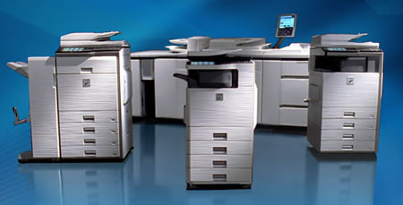 Color Copiers Canada